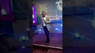 Apostle Kabelo Moroke: Singing & Praying