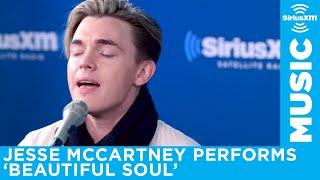 Jesse McCartney performs