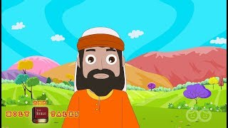 12 Spies  I Old Testament I Animated Bible Story For Children | Holy Tales Bible Stories
