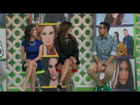Tania Rincon hot legs Venga la Alegria 01 10 16