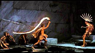 Zeus whips Ares scene - The Immortals (HD)