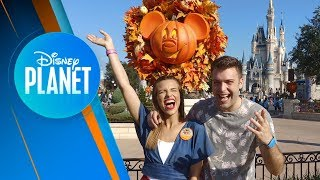 Agus y Bruno desde los Parques   Disney Planet News #48