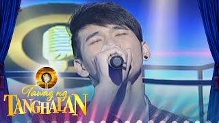 """Tawag ng Tanghalan: Wilbert Rosalyn - """"Hello"""""""