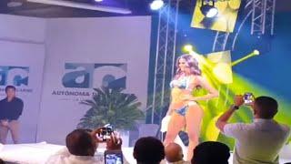 Coronacion Srta Atlantico 2015 María Camila Soleibe