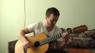 Серебро Мало Тебя Кавер Serebro Malo Tebya guitar Cover