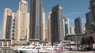 UAE Dubai Marina 2013