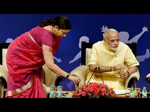 Congress leader's sexist remark on Smriti Irani, BJP to file defamation case