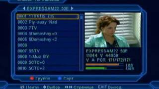 Express AM22 at 53.0°E