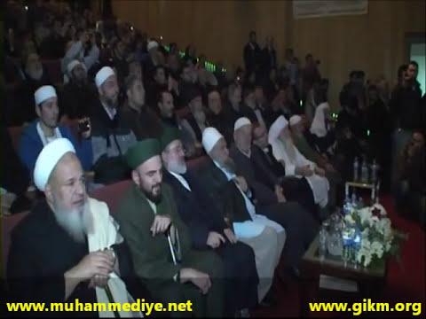 ABDULKADİR GEYLANİ ANMA GÜNÜ 2011 ZIKIR 3 DHIKR 3