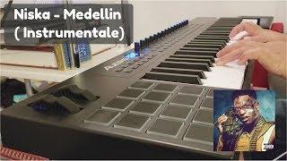 Niska - Medellin (Instrumental piano) 🎹🎶🎵
