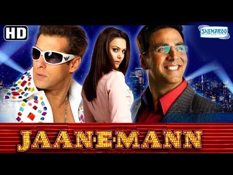 Jaan-E-Mann (HD) - Salman Khan - Akshay Kumar - Preity Zinta- Superhit Hindi Movie With Eng Subtitle