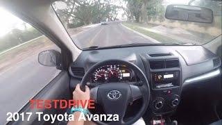 2017 Toyota Avanza / Daihatsu Xenia POV Testdrive