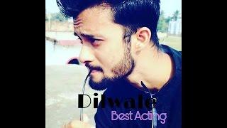 DILWAALE , SRK BEST dialogue  DUBSMASH by ABHISHEK @ABHISHEK