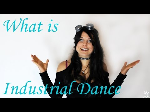 Industrial Dance - A little definition