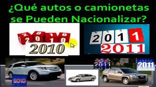 QUÉ AUTOS Y CAMIONETAS SE ESTÁN NACIONALIZANDO A PARTIR DE 2019?, CUÁLES NO