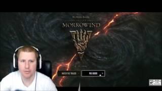 The Elder Scrolls Online Morrowind Announcement Details