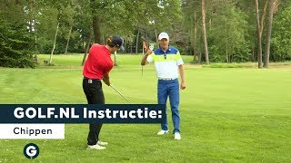 GOLF.NL instructie chippen