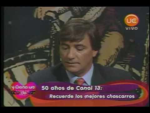 Compilado de Chascarros de la TV Chilena Canal 13