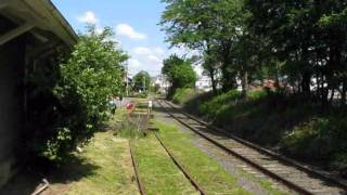 Black River & Western Railroad 2011 Summer Photo Freight