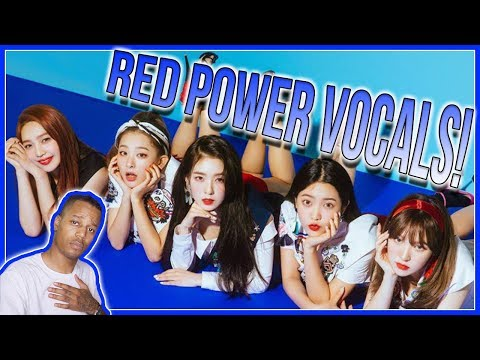 Red Velvet 레드벨벳 'Power Up' MV | Adorable Power Vocals! | Reaction!