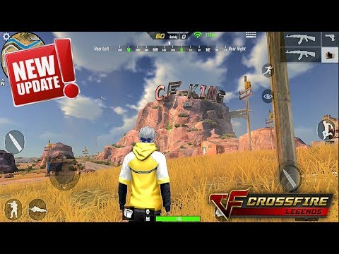 Xxx Mp4 NEW Desert Map Crossfire Legends Gameplay Android HD 3gp Sex
