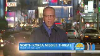 Breaking News: President Trump - US Will Act Alone Against North Korea If China Doesn