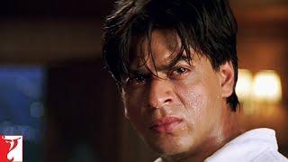 Dialogue - Mohabbatein | Maaf Kijeyega Sir | Shah Rukh Khan