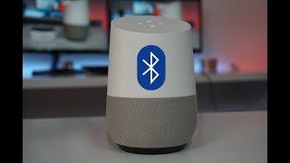 Google Home mit Bluetooth Geräten verbinden, Tutorial - Venix [4K]