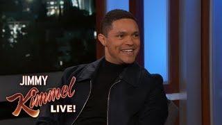 Trevor Noah on Oprah, The Daily Show & Donald Trump