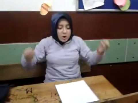 imam hatipli kızların dinle alay etmesi