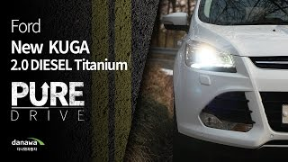 2016 Ford KUGA 2.0 DIESEL A/T (ESCAPE)