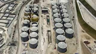 Atotonilco Water Treatment Plant