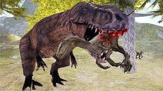 Dinosaur Rampage Android Gameplay