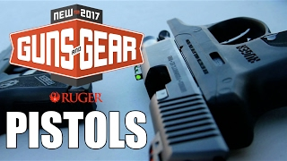 Pistols To Consider for 2017