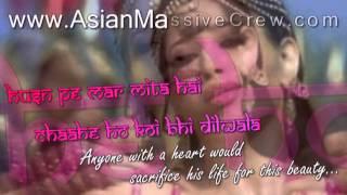 ★ ♥ ★ Kaali Naagin Ke Jaise ★ Lyrics + Translation ★ www.Asian-Massive-Crew.com ★ ♥ ★