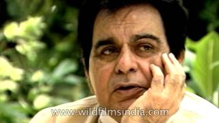 Dilip Kumar on Bimal Roy : one doyen speaks of another