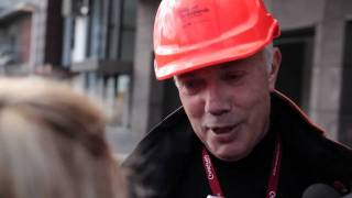 Christchurch Earthquake - Bob Parker interviewed by Cathy Jenke