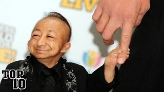 Top 10 Shortest People Of All Time