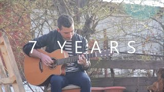 7 Years - Lukas Graham (fingerstyle guitar cover by Peter Gergely)