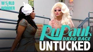 "Untucked: RuPaul's Drag Race Season 8 - Episode 2 ""Bitch Perfect"""