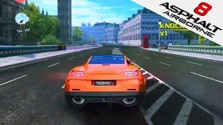ASPHALT 8 | Savage Rivale Roadyacht GTS Knockdown Event (iOS/iPad Gameplay) | Asphalt 8: Airborne