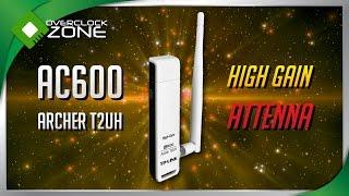 รีวิว TP-Link Archer T2UH AC600 : High Gain Antenna