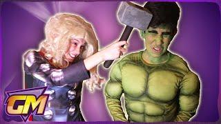 HULK VS THOR  (Me Too Parody) - Super Hero Song