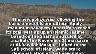 ISIS in Sinai: Battered, weakened but still dangerous