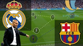 No Neymar No Remontada | Real Madrid vs Barcelona Tactical Analysis 2/2