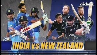 India vs New Zealand: ODI Series Preview