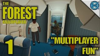 The Forest Multiplayer Gameplay / Let's Play (S-1) -Ep. 1-