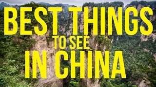 Top Things to See in China | A Guide to The Best Tourist Attractions in China