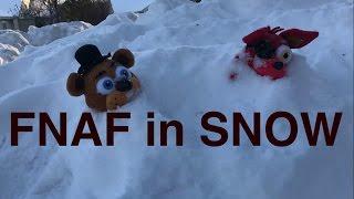 FNaF Plush Snow Adventure! (FNAF PLUSH SERIES)