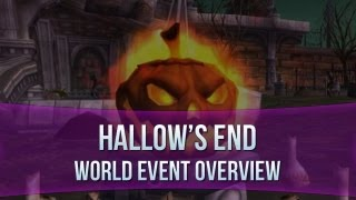 Hallow's End - World Event Overview!